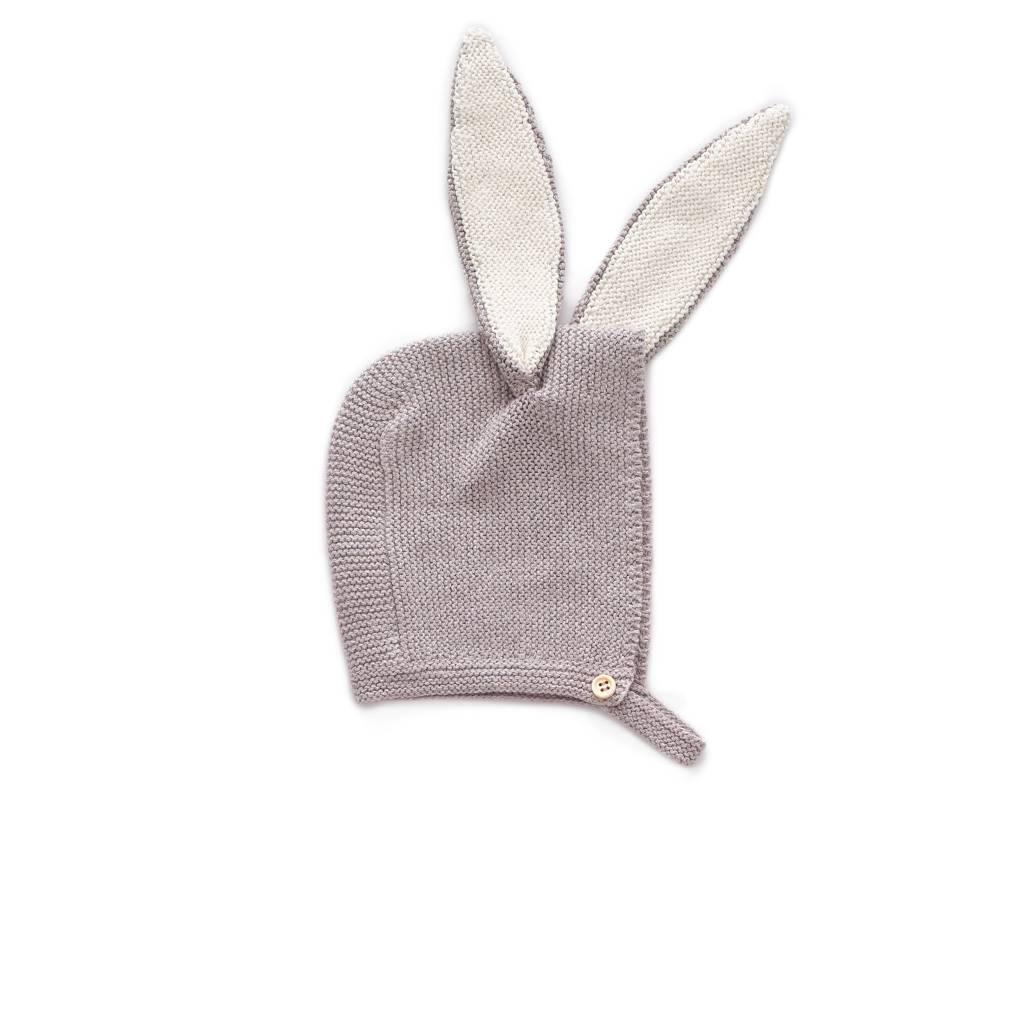 Oeuf Grey Bunny Hat