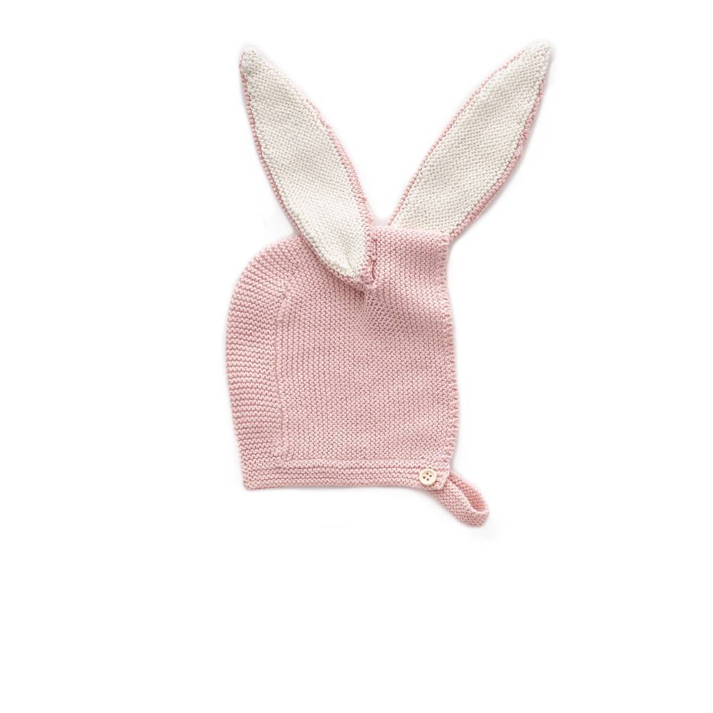 Oeuf Pink Bunny Hat
