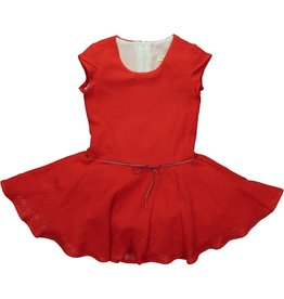 Mademoiselle à Soho Duo Dress Coral