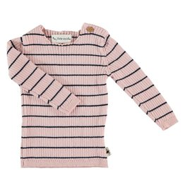 My Little Cozmo Pink Striped Sweater