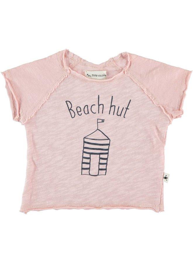Beach Hut Tee