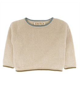 Omibia Fiore Sweater Cream