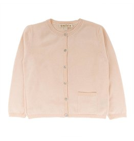 Omibia Frida Cardigan Peach