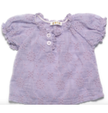 Gold Bronja Shirt Violet