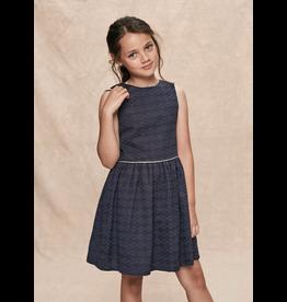 Stay Little Serena Dress Blue