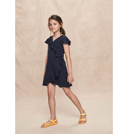 Stay Little Allegra Dress Navy