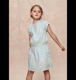 Stay Little Lucia Dress Sky