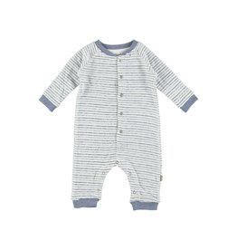 Kids Case Pitt Organic Suit Blue