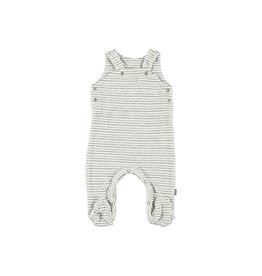 Kids Case Pitt Footie Salopette Grey