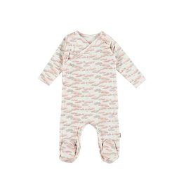 Kids Case Philly Footed Suit Pink