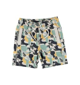 Kids Case Darcy Shorts Print