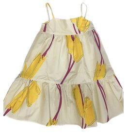 Maan Melody Yellow Dress