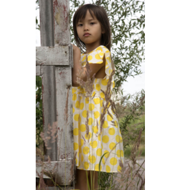 Maan Mowgli Yellow Dress