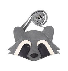donsje Raccoon Purse