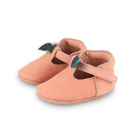donsje Nanoe Peach Shoe