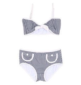 Emile et Ida Vichy Noir Bikini