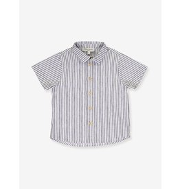 Petite Lucette Barthelemy Grey Stripe