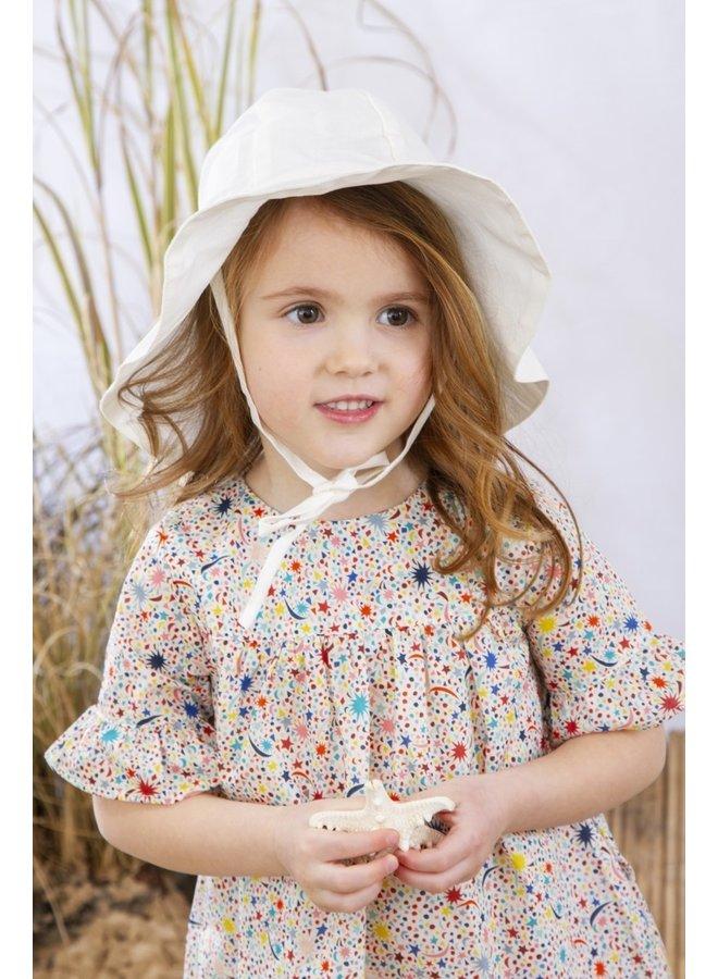 Agatha Hat Linen