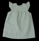 Olivier baby Duck Egg Amber Dress