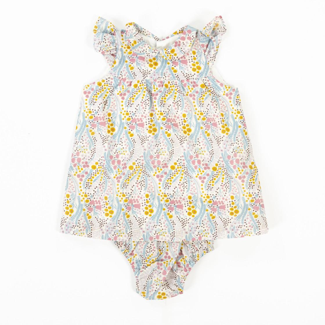 Olivier baby Bell Flowers Dress