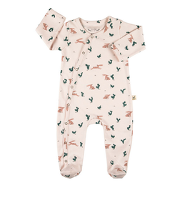 Red Caribou Prickly Rabbit PJ