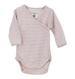 Serendipity Organics Powder Stripe Wrap Body