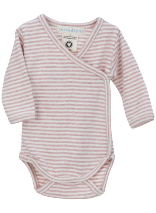 Powder Stripe Wrap Body