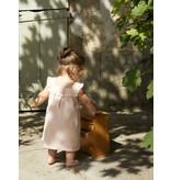 Petite Lucette Venice Dress Powder