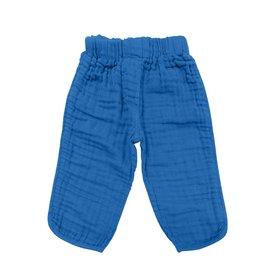 Nico Nico Gauze Pant Blue
