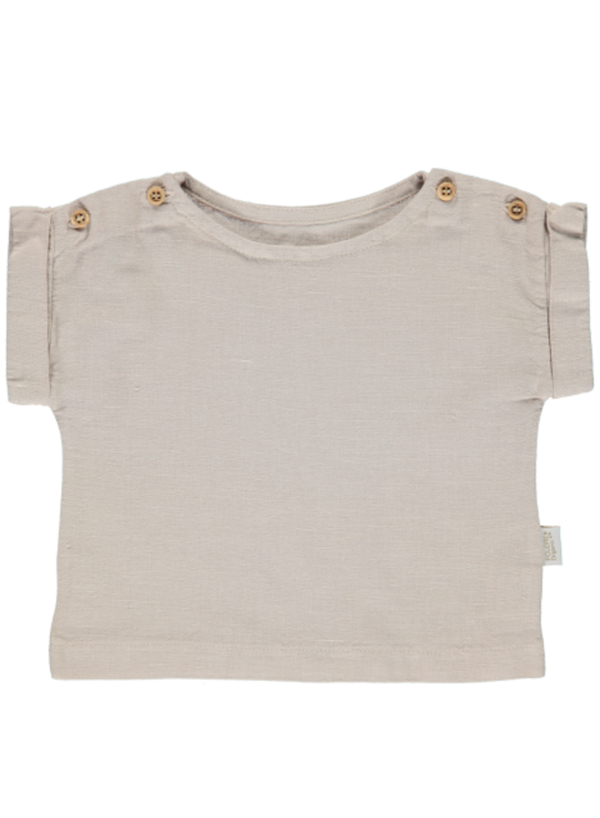 Blouse Lin Naturel