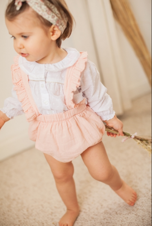 Marlot Camille Overall Rose