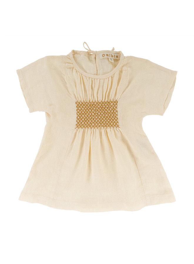 Bella Dress Cream