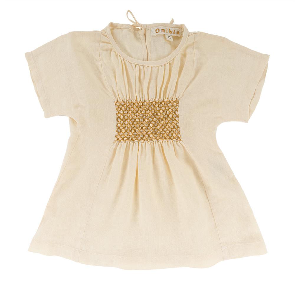 Omibia Bella Dress Cream