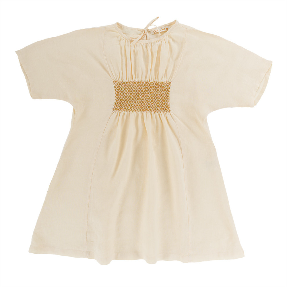 Omibia Bella Dress Cream