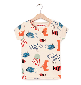 Nadadelazos School of Fish Tee