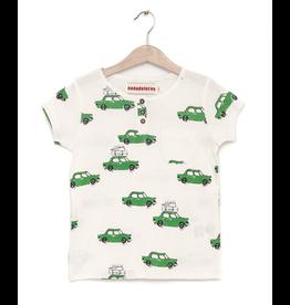 Nadadelazos Green Car Tee