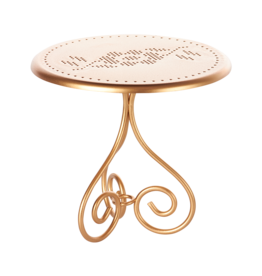Maileg Gold Coffee Table