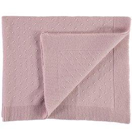 Olivier baby Vintage Pink Cashmere Blanket