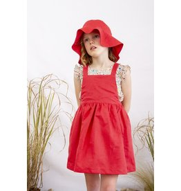 Olivier baby Ivy Pomegranite Dress