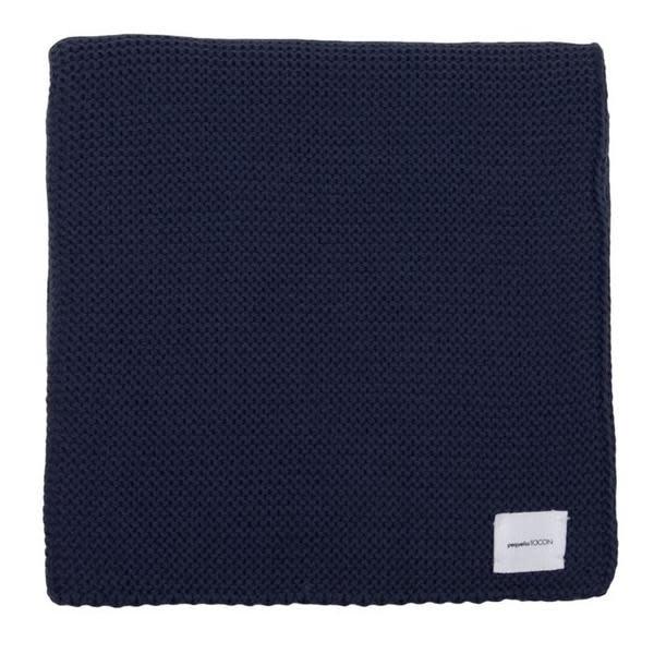 Pequeno Tocon Navy Bobo Blanket