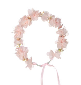 Luciole et petit pois Flower Crown