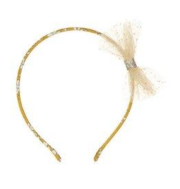 Luciole et petit pois Tutu Hairband Gold