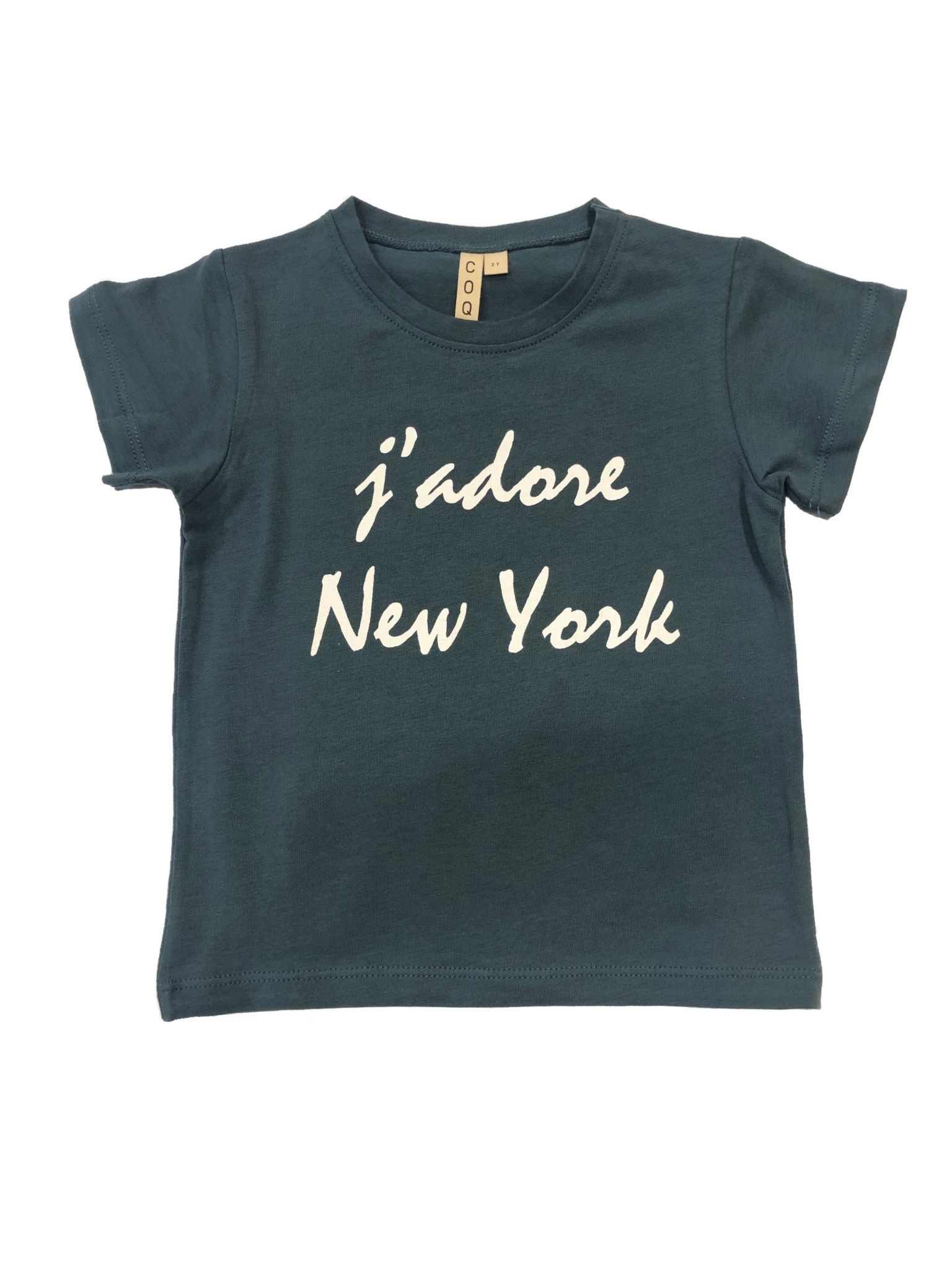 Green Baby T-Shirt