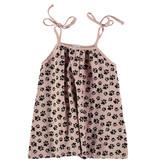 Picnik Pink Paw Print Dress