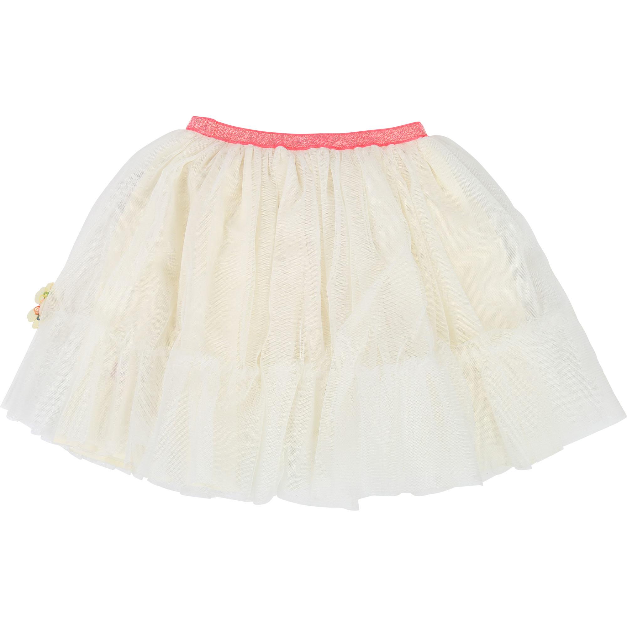 Billieblush Tulle Floral Skirt