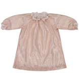 Mademoiselle à Soho Smock Dress Glossy Peach