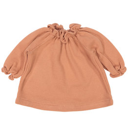 Mademoiselle à Soho Smock Top Bee Knit