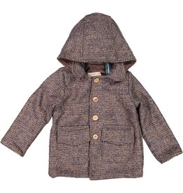 Mademoiselle à Soho Theo Tweed Coat