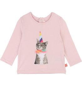 Billieblush Pink Cat Tee