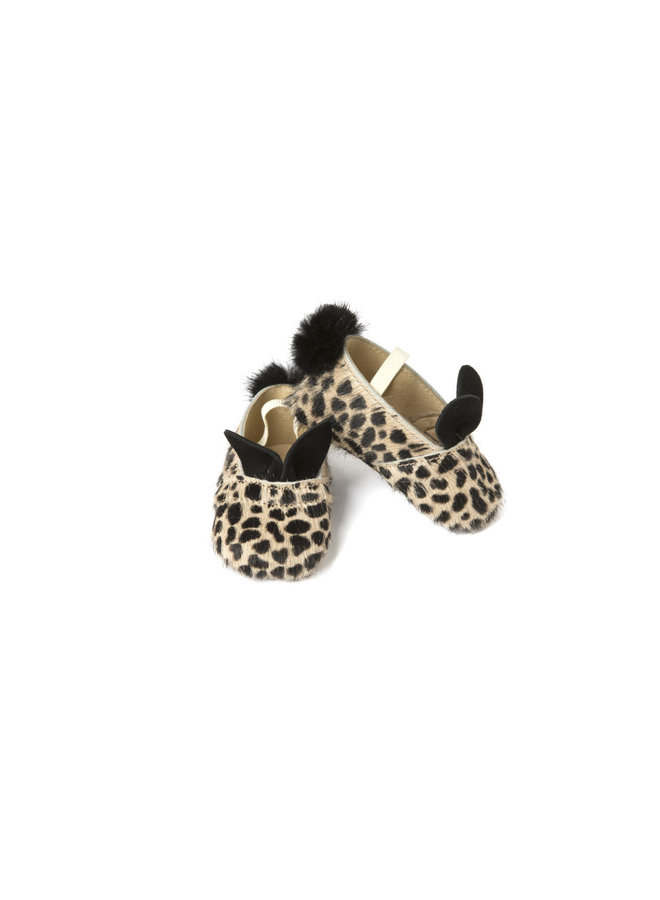 Bunny Leather Leopard